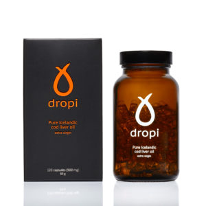 Dropi Box & Bottle-120x Capsules