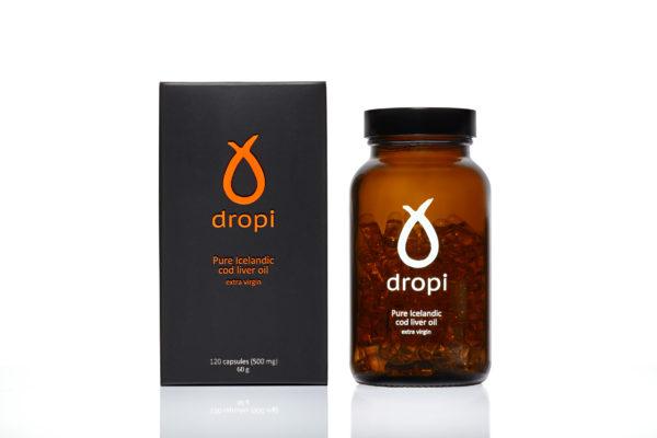 Dropi Box & Bottle-120x Capsules