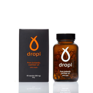 Dropi Box & Bottle-60x Capsules