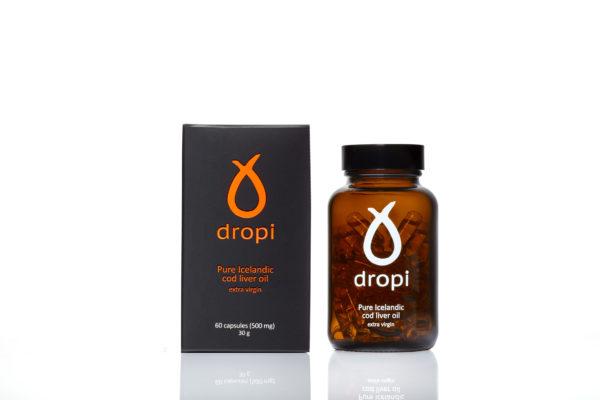 Dropi Box & Bottle-60x Capsules