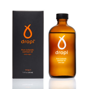 Dropi Box & Bottle- 220ml Oil