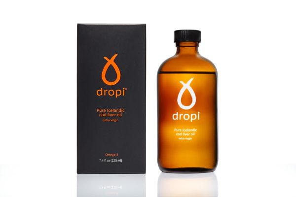 Dropi Box & Bottle- 220ml Oil